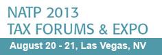 2013 NATP Tax Forums